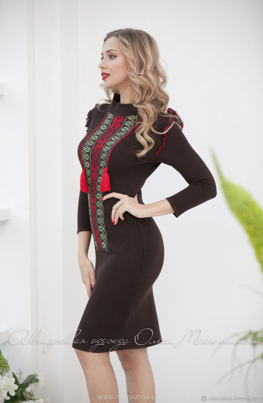 """Платье """"Апраксия"""""""