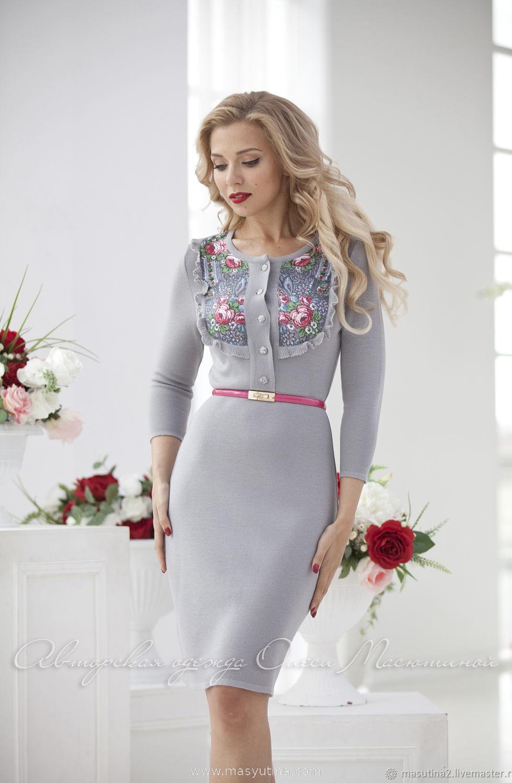 """Платье """"Авдотья"""""""