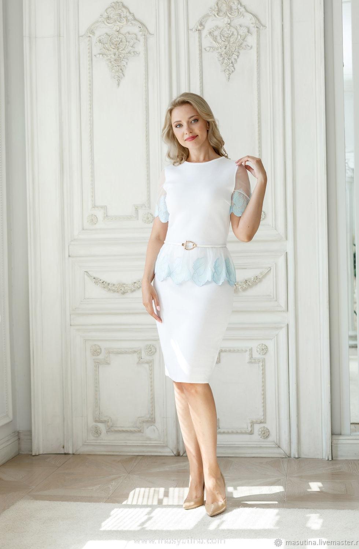 "Платье ""Blanche"""