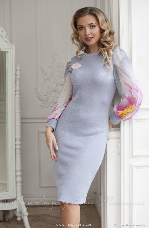 """Платье """"Чудесный цветок"""""""