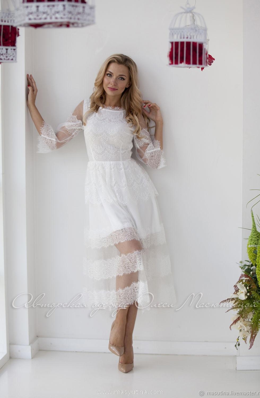"""Платье """"Изящная статуэтка"""""""