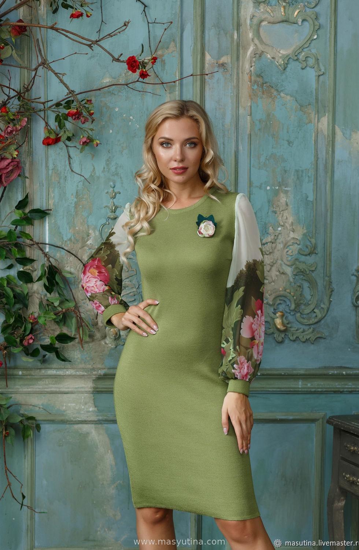 """Платье """"Лесной цветок"""""""