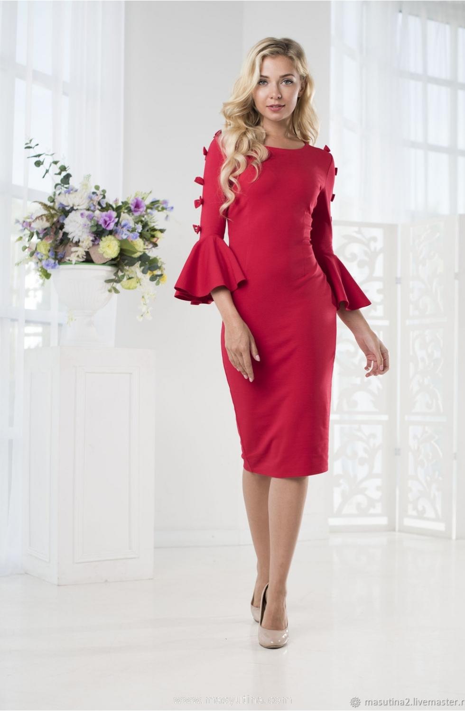 """Платье """"Роковая красотка"""""""