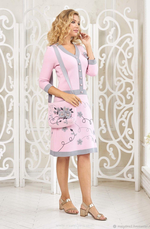 """Платье """"Розовые мечты"""""""