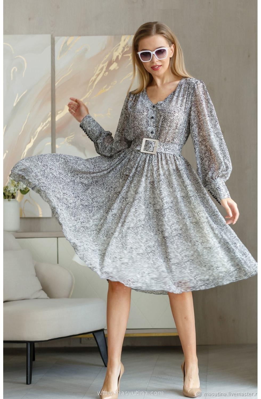 """Платье """"Воплощение элегантности"""""""