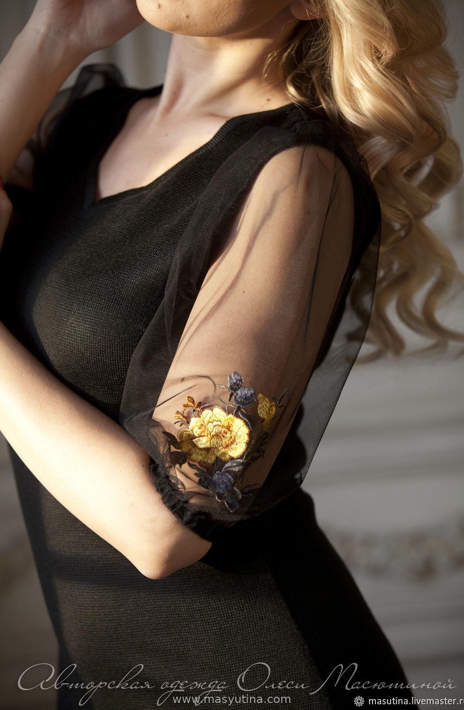 """Платье """"Yellow rose"""""""