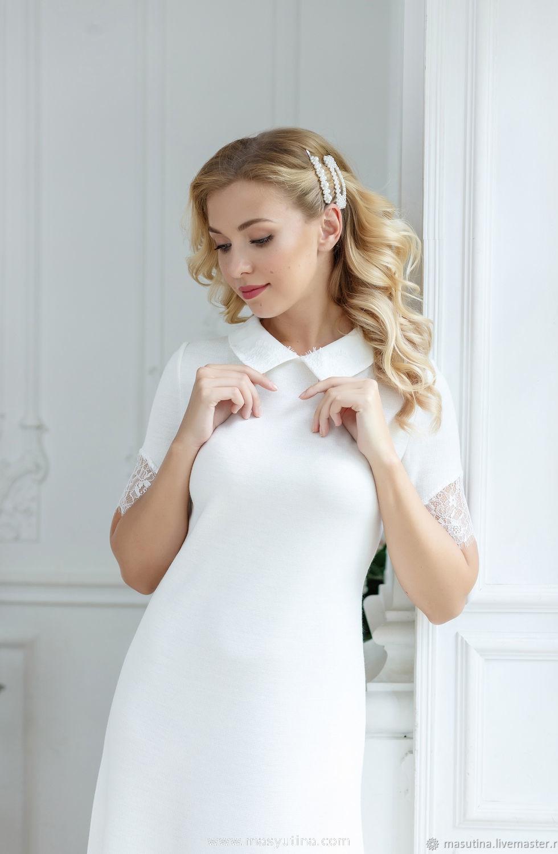 """Платье """"Жемчужный вальс"""""""
